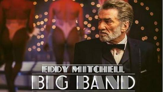 Eddy mitchell big band