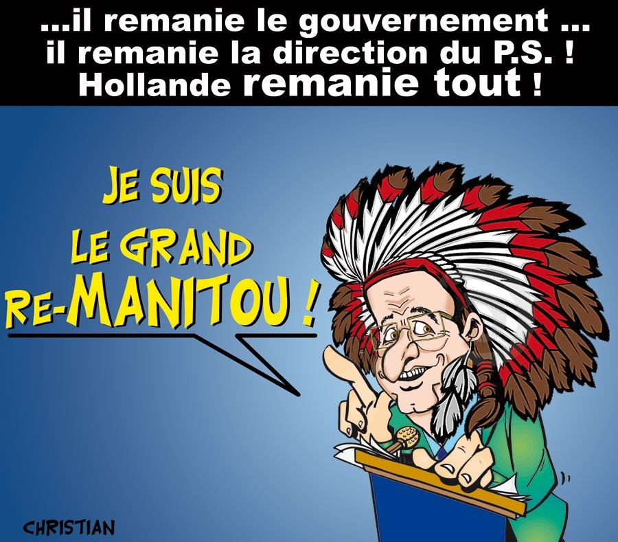 Hollande manitou web