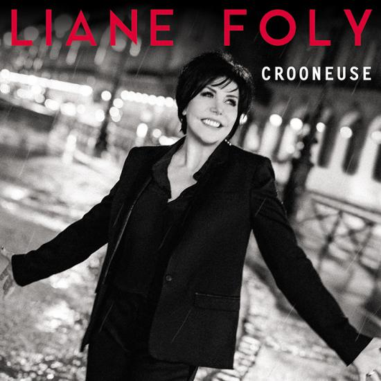 Liane foly crooneuse cover album
